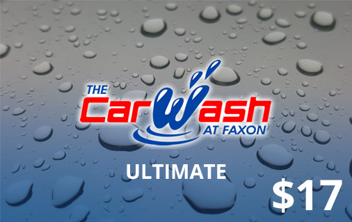 ultimate car wash